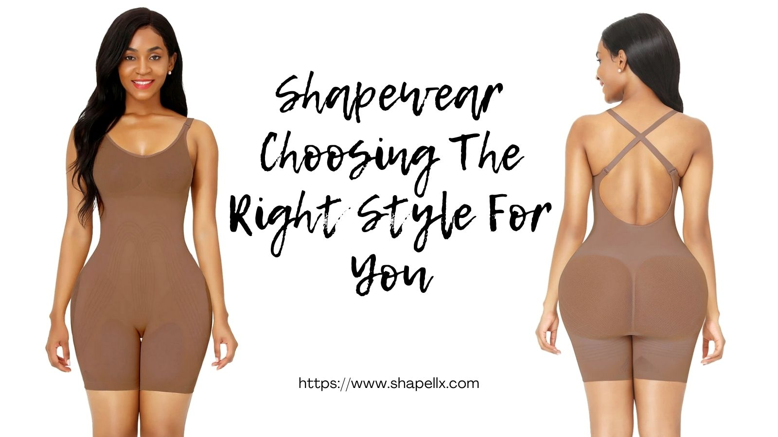 Shapewear - Choosing The Right Style For You